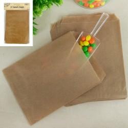 *18pk Treat Bag 13x18cm - Kraft