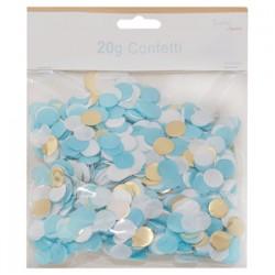 *20g Luxe Blue Confetti