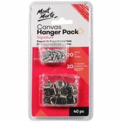 Canvas Hanger Pack