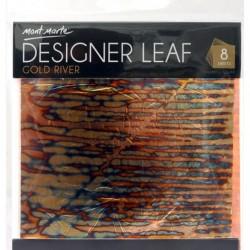 Design Leaf - Gold River