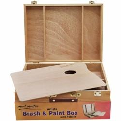 Brush & Paint Box