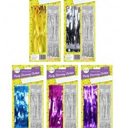 Decorative Metallic Party Door Curtain