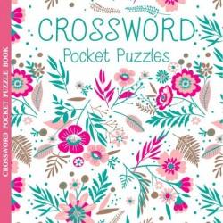 CrossWord Pocket Puzzles-Floral Foil Series