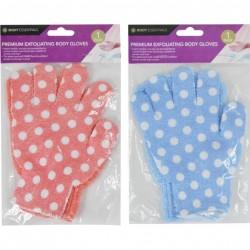 Exfoliating Body Gloves-1 Pair