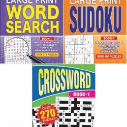 Large Print Sudoku 400