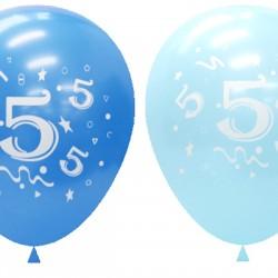 *BAL.30CM 2SPRT BLUE AGE #5 P6