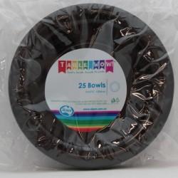 BOWL BLACK 180mm P25