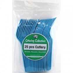 CUTLERY AZURE FORK P25