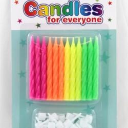 24 BIRTHDAY CANDLES