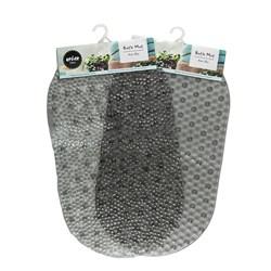 Bath Mat PVC Transparent 2 Asstd Styles
