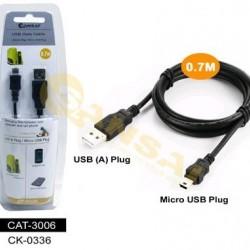 USB(A) Plug - Micro Usb Cable