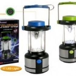 17 LED Camping Lamp