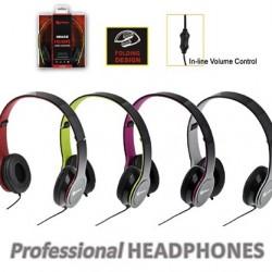 Foldable Stereo Headphone