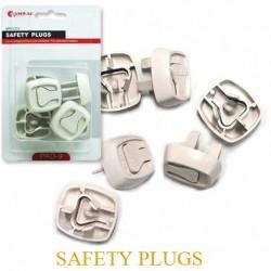 6pcs of Safety Plug