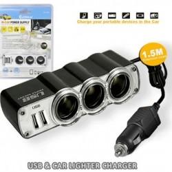 Car Lighter Socket Adaptor
