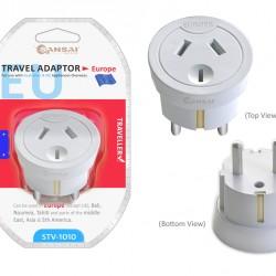 Travel Adaptor -Europe Plug