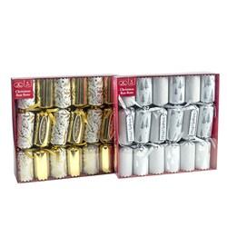 Bon Bons Xmas Box 6 34x6cm Foil Premium Toys Emb 2 Asstd