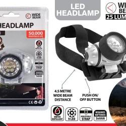 1pc LED Head Light
