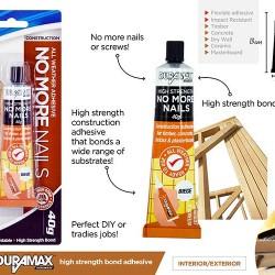 1pce No More Nails Construction Glue 40g