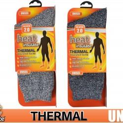 1Pair Unisex Thermal Socks